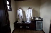 Dressing area
